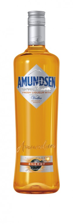 Amundsen vodka  energy 15% 1l
