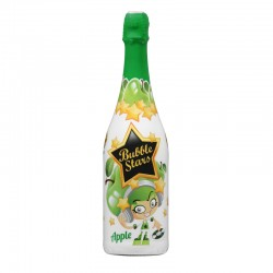Bubble Stars Apple 0,75l
