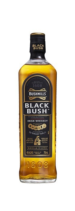 Bushmills black bush 40% 0,7l