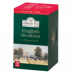 Čaj Ahmad English Breakfast 20 x 2g (6)