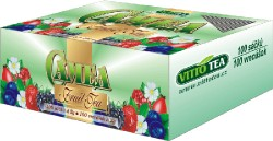 Čaj Camea Fruit Tea (ovocný) 100ks á 2g