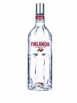 Finlandia vodka cranberry 37,5% 1l