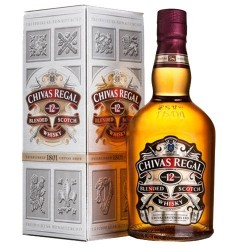 Chivas Regal 12YO 40% 0,7l