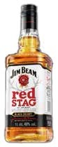 Jim Beam  Red Stag 40%  0,7l