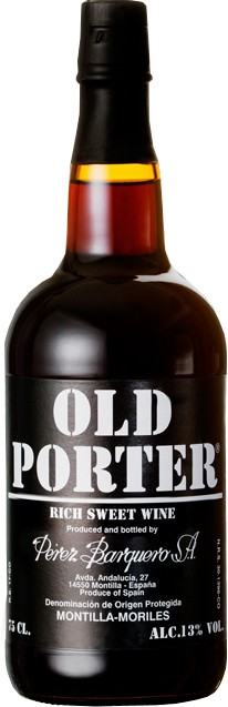 Old Porter Red 13% 0,75l /Czech/ (12)