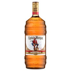 Rum  Captain  Morgan Spiced 35% 1,5l