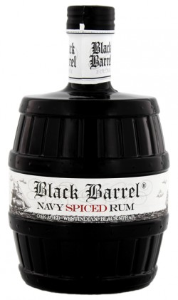 Rum A.H. Riise Black Barrel 40% 0,7l /Pan. ostr./