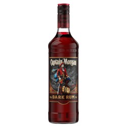 Rum Captain Morgan Dark 40% 0,7l
