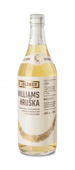 Hruška Williams 40% 0,7l /Jel/