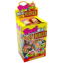 Burger mini 80x10g /Trolli/