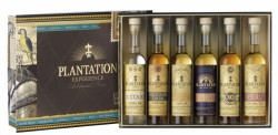 Rum Plantation CIGARBOX 2019 6 x 0.1l